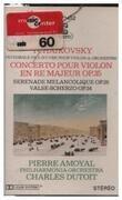 MC - Tchaikovsky - Concerto En Ré / Valse / Scherzo / Sérénade Mélancolique