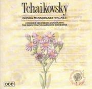 CD - Tchaikovsky / Glinka / Mussorgsky a.o. - 1812  Overture / Ruslan and Ludmilla Overture / Night On The Bare Mountain a.o.