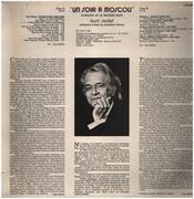 LP - Tchaikovsky / Glinka / Mussorgsky a.o. - Un Soir à Moscou - Florilege de la Musique Russe