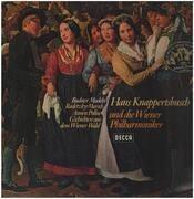 LP - Tchaikovsky / Johann Strauss Jr. / Johann Strauss Sr. a.o. - Nussknacker-Suite / Radetzky-Marsch a.o.