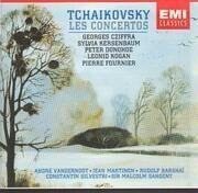 Double CD - Tchaikovsky - Les Concertos