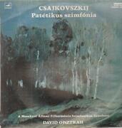 LP - Tchaikovsky - Patétikus Szimfónia