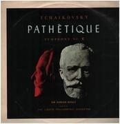 LP - Tchaikovsky - Pathétique Symphonie Nr.6 - Yellow Label