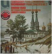 LP - Tchaikovsky / Rachmaninoff - Piano Concerti No.1 / No. 2