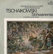 LP - Tchaikovsky - Schwanensee (Gennadi Roshdestwenski)