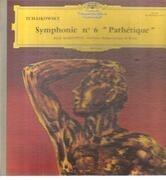 LP - Tchaikovsky - Symphonie N° 6 En Si Mineur Op. 74 ' Pathétique '
