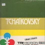 LP - Tchaikovsky - Symphonie Pathetique / Serenade pour Cordes a.o.