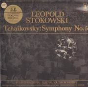Double LP - Tchaikovsky - Symphony No 5