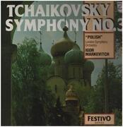 LP - Tchaikovsky - Symphony No.3 'Polish'