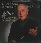 LP - Tchaikovsky - Symphony No.5, Ormandy, Philadelphiy Orchestra - Gatefold