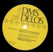 LP - Tchaikovsky - Symphony No.5, Ormandy, Philadelphiy Orchestra