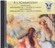 CD-Box - Tchaikovsky - Violin Concerto No 1 'Souvenir de Florence'