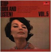 LP - Tchaikovsky, Sibelius, Strauss a.o. - Stop Look and Listen Vol.5