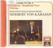 CD - Tchaikovsky - Symphony No. 6 / Pathétique