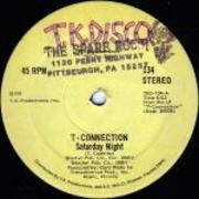 12'' - T-Connection - Saturday Night
