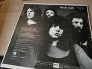 LP - Tear Gas - Tear Gas - Pokora 1001. Original 1st UK