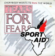 12'' - Tears For Fears - Everybody Wants To Run The World