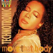 7inch Vinyl Single - Technotronic Featuring Reggie - Move That Body