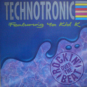 12'' - Technotronic - Rockin' Over The Beat