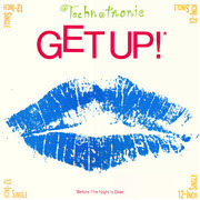 12'' - Technotronic - Get Up! (Before The Night Is Over)