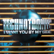 12inch Vinyl Single - Technotronic - I Want You By My Side