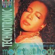 12inch Vinyl Single - Technotronic - Move That Body