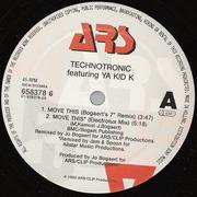 12'' - Technotronic - Move This