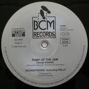 12'' - Technotronic - Pump Up The Jam