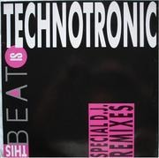 12'' - Technotronic - This Beat Is Technotronic (Special D.J. Remixes)