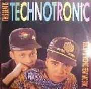 12'' - Technotronic - This Beat Is Technotronic
