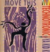 12inch Vinyl Single - Technotronic - Move This