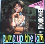 12inch Vinyl Single - Technotronic Featuring Felly - Pump Up The Jam (The Remixes)