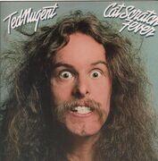 LP - Ted Nugent - Cat Scratch Fever