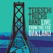 LP-Box - Tedeschi Trucks Band - Live From The Fox Oakland - 180g | Incl. Download Code