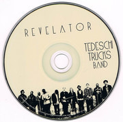 CD - Tedeschi Trucks Band - Revelator - Digisleeve