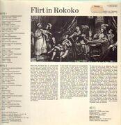 LP - Telemann, Rousseau a.o. / Mathis ,Kusche ,Neumeyer - Flirt in Rokoko