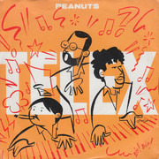 7inch Vinyl Single - Telex - Peanuts