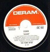 LP - Ten Years After - Ssssh. - uk stereo