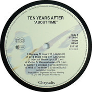 LP - Ten Years After - About time