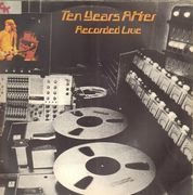 Double LP - Ten Years After - Recorded Live