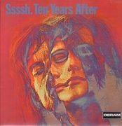 LP - Ten Years After - Ssssh. - early UK issue