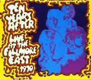 Double CD - Ten Years After - Live At The Fillmore East