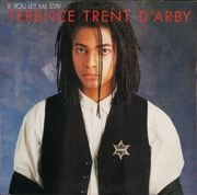12'' - Terence Trent D'Arby - If You Let Me Stay