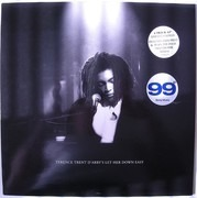 LP - Terence Trent D'Arby - Let Her Down Easy - Print