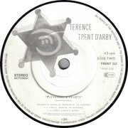 7inch Vinyl Single - Terence Trent D'Arby - Wishing Well - Poster Sleeve