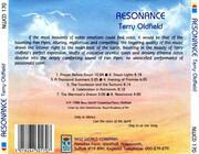 CD - Terry Oldfield - Resonance