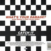 7inch Vinyl Single - Test Icicles - What's your damage?