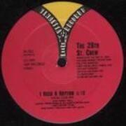 12'' - The 28th St. Crew - I Need A Rhythm