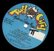12'' - The 45 King - The 900 Number EP