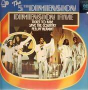 LP - The 5th Dimension - Dimension Five